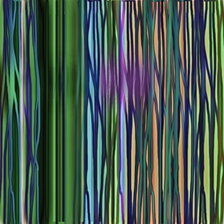 Glowing Lines Opus I. Limited Edition 7/8 - Image 0