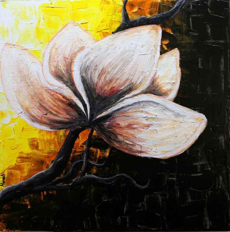 White Flower -