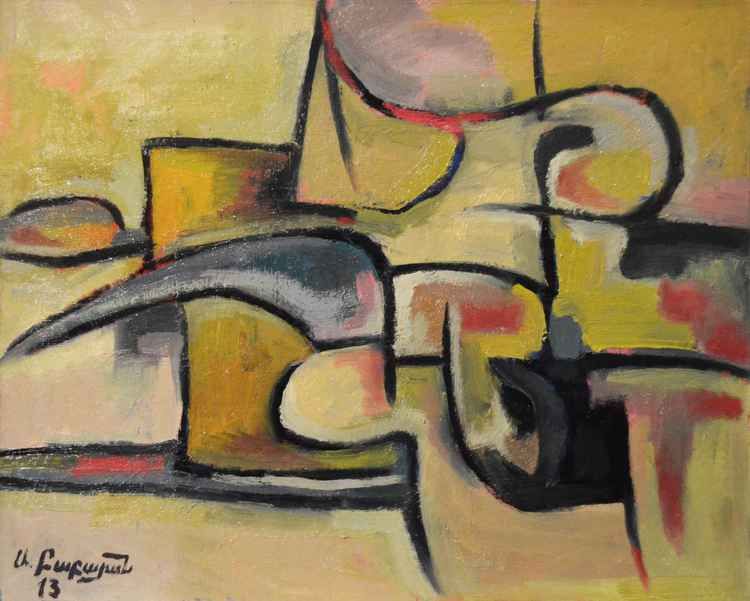 Composition #12 -