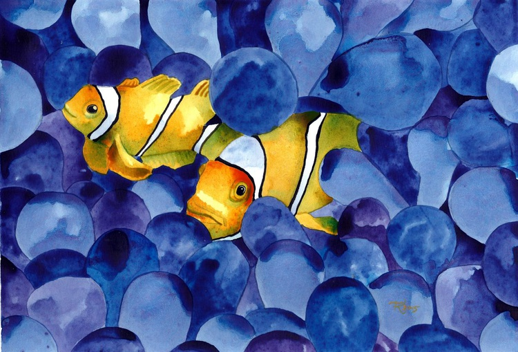 clown fish 2 - Image 0