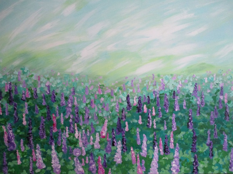 Lavender field - Image 0