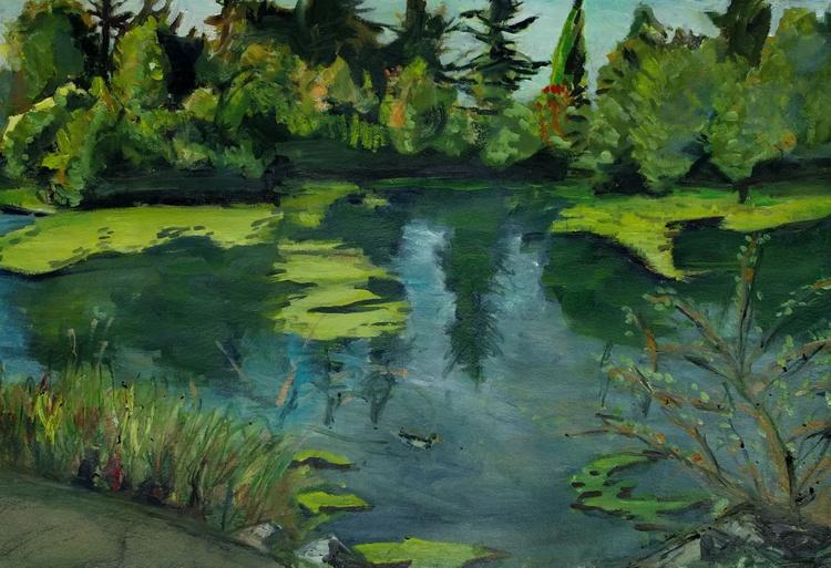 Commonwealth Pond - Image 0
