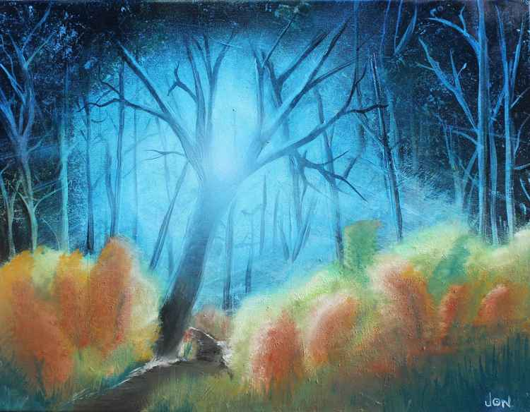 Light in the Woods -