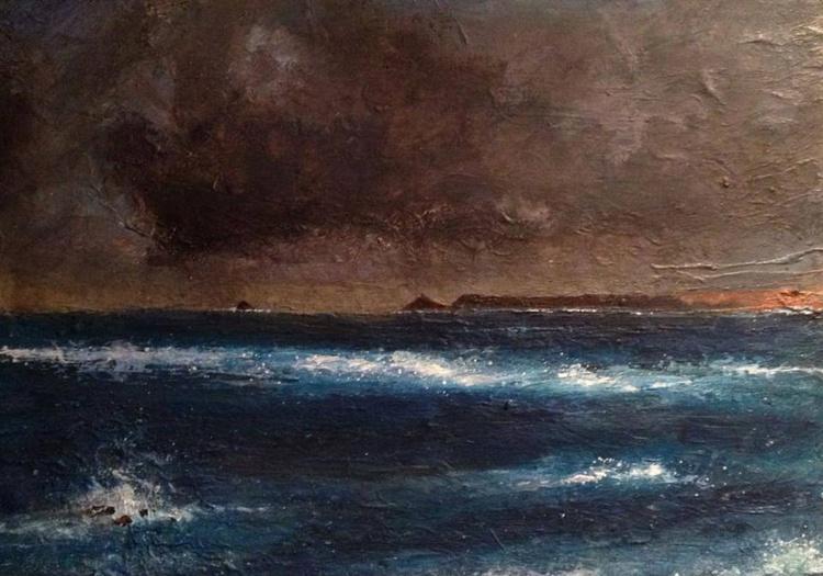 Ominous Skies, Cape Cornwall - Image 0