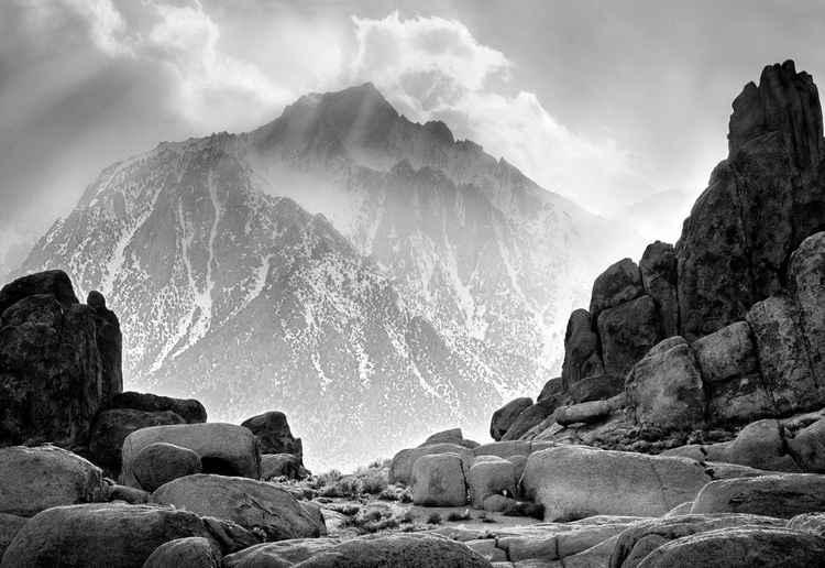 Mt. Lone Pine