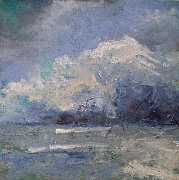 Quiet Reprieve at Sea - Image 0