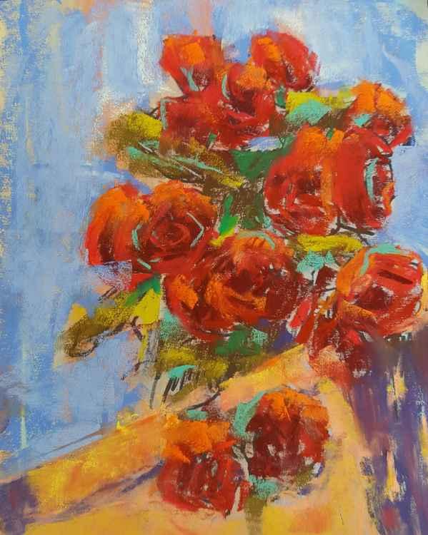 Roses' rarest essence -