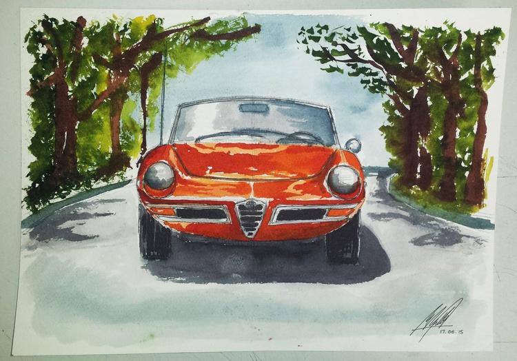 Alfa Romeo Spider 1974 - Image 0