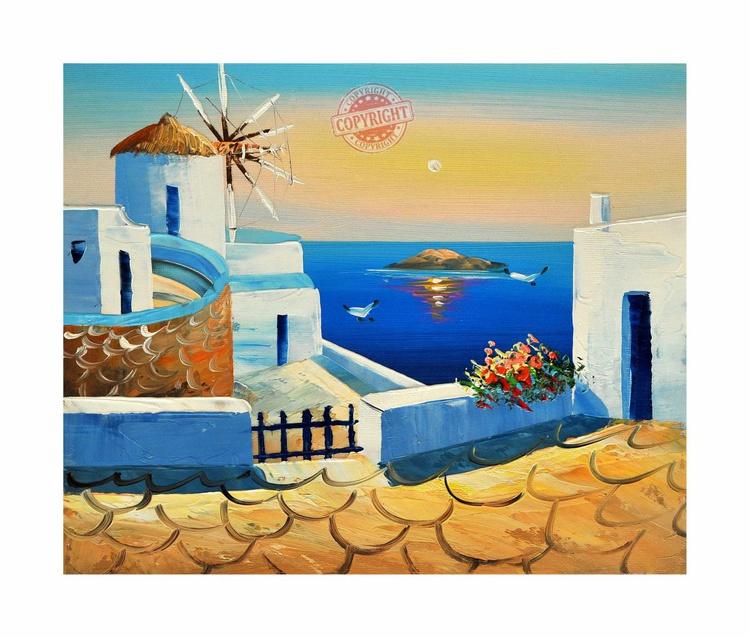 Santorini 5 - Image 0