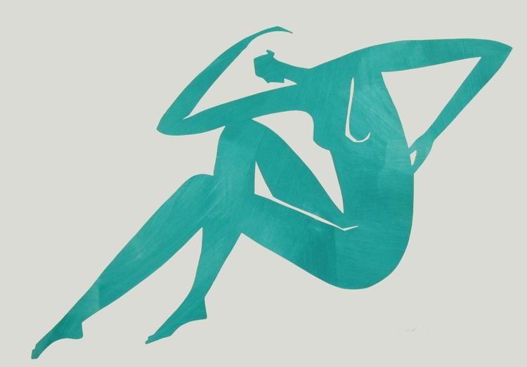 Celina in Azure - Image 0