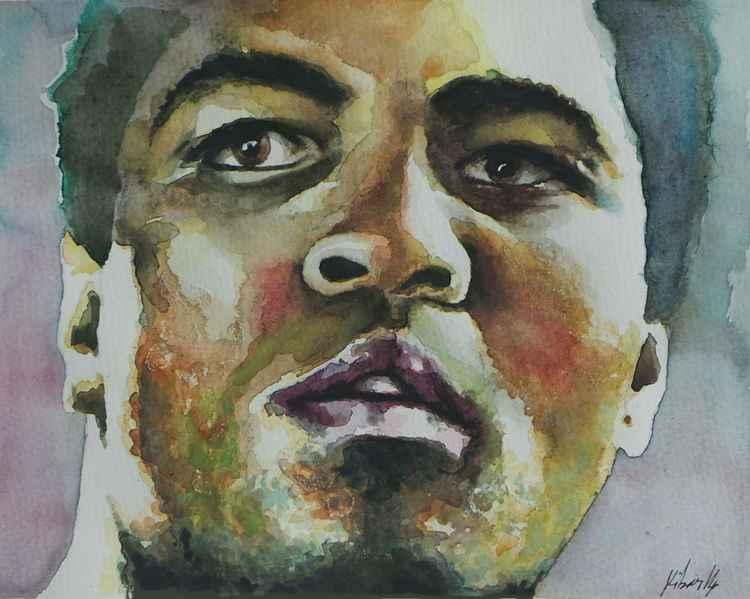 Mohammad Ali - Portrait 1
