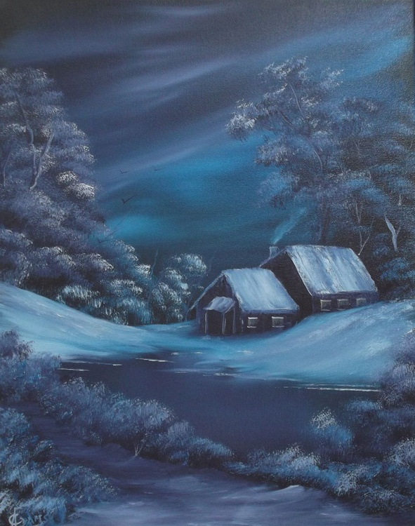 Cozy Nook when Winter comes to call. - Image 0