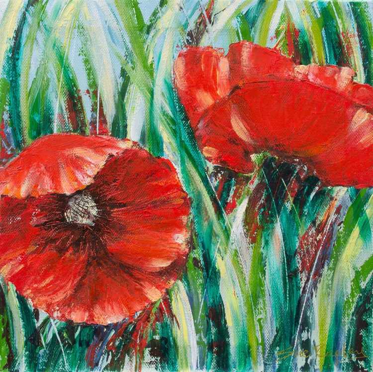 Field Poppies II - Image 0