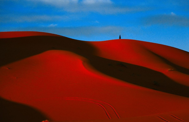 Saharan sand - Image 0