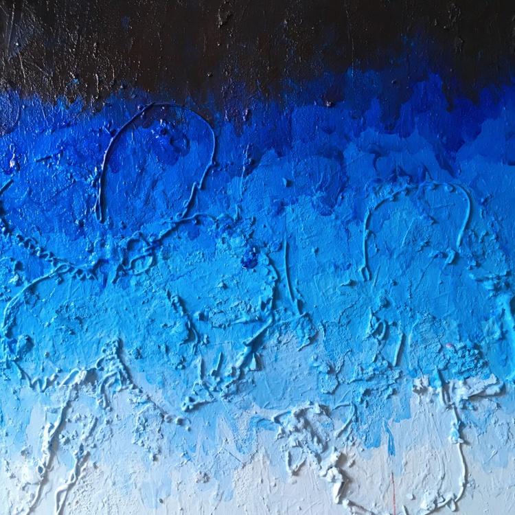 blue flower - Image 0