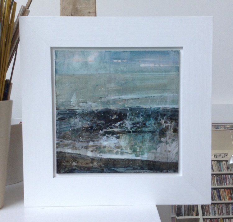 Wave study,  Eastbourne - Image 0