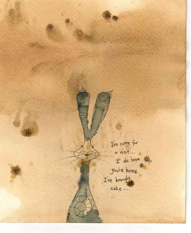 Worried Hare