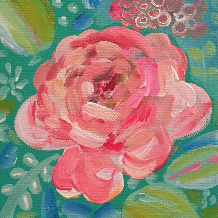 Queen of Sweden Rose - Image 0
