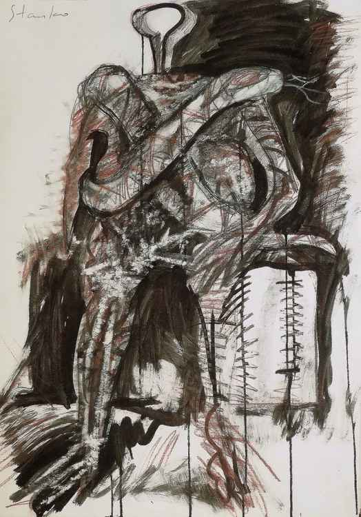 Eva(grotesque)-II -