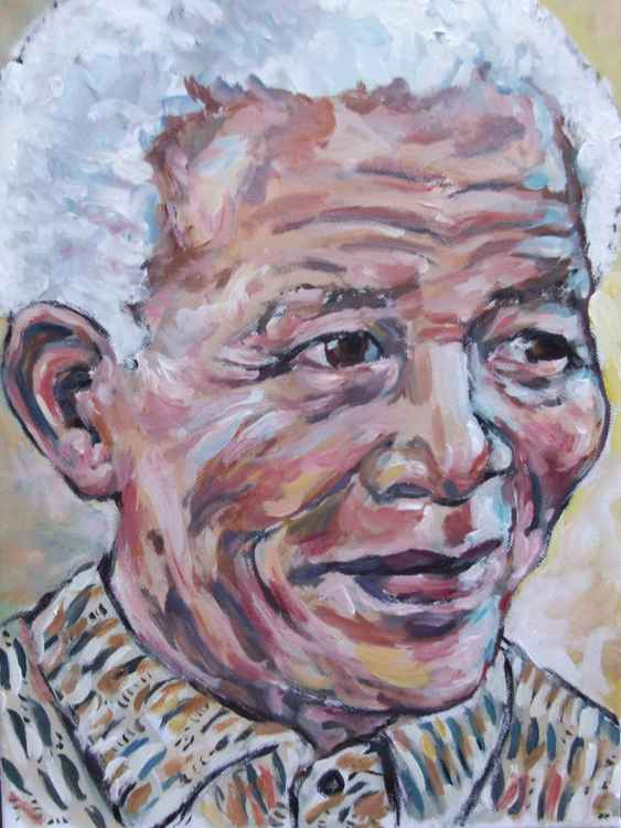 Tribute to Nelson Mandela -