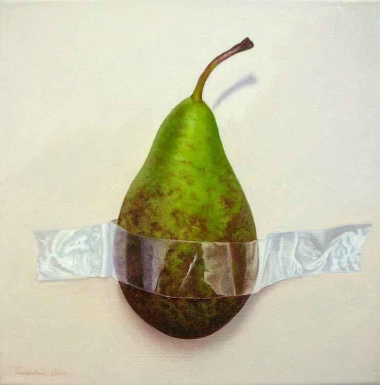 Stuck Up Pear II -