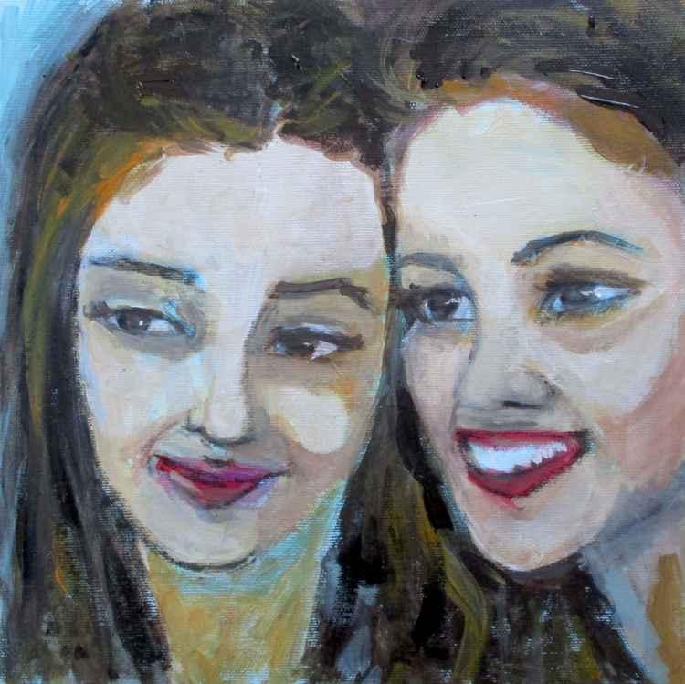 Sister selfie -