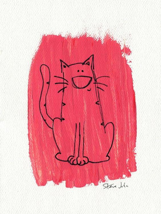 The alert cat - Image 0