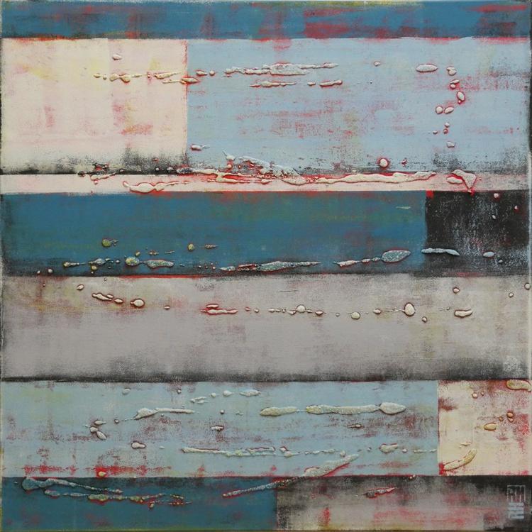 Blue horizontal panels - 321 - Image 0