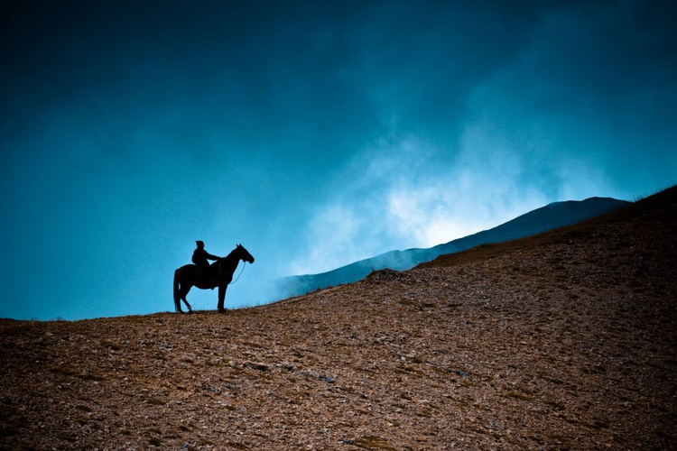 The Lonely Rider - Image 0