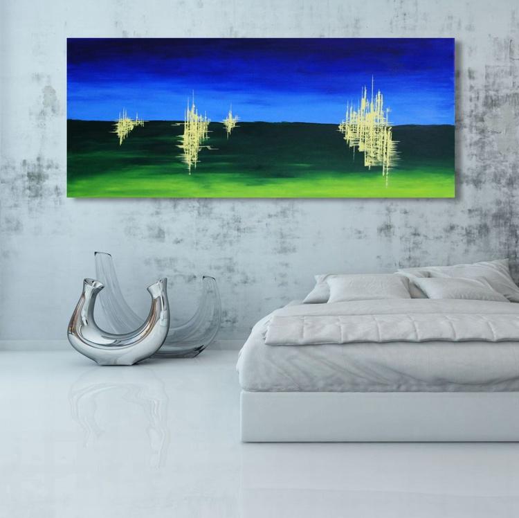 Out Of Oblivion (120 x 50 cm) - Image 0