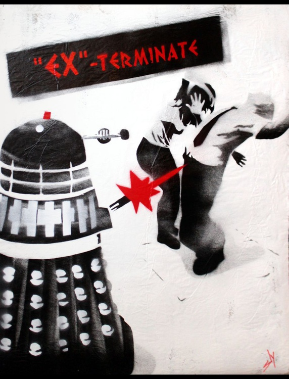 Ex-Terminate (on The Daily Telegraph) - Image 0