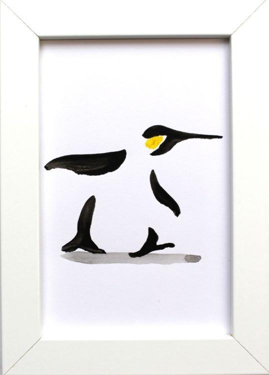 Penguin 1015E (Framed) - Image 0