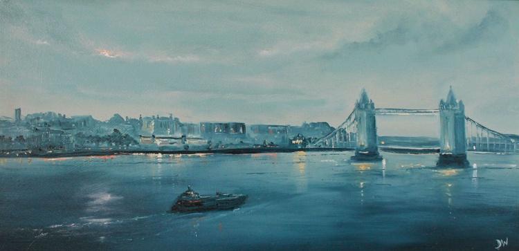 Tower Bridge Nocturne - Image 0