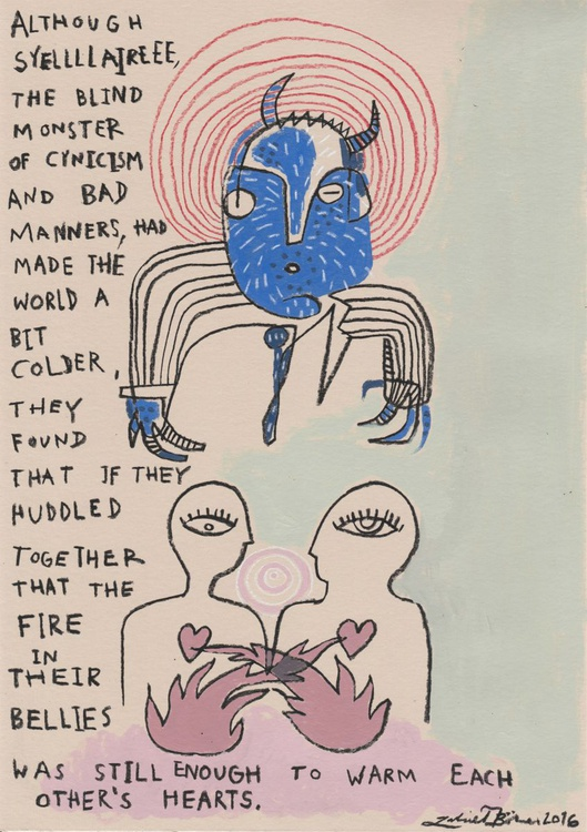 The Monster of Cynicism - Image 0
