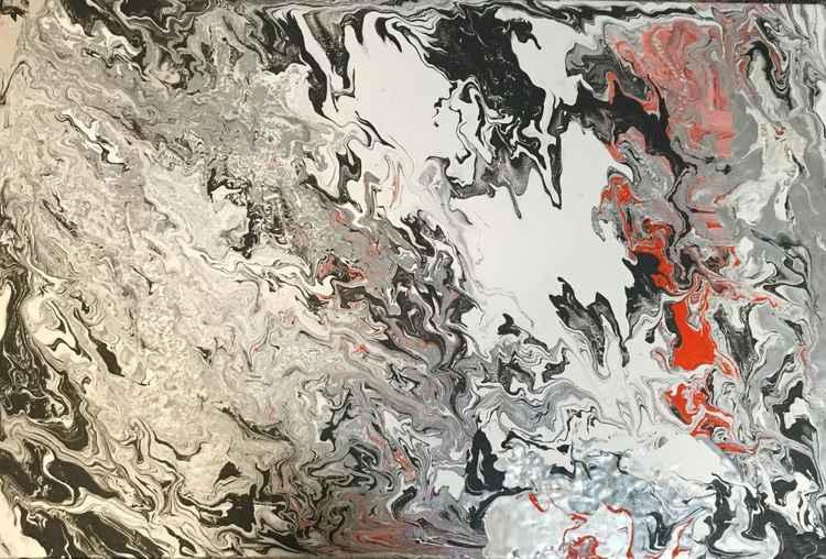 Abstract Series XX, Grey Tones