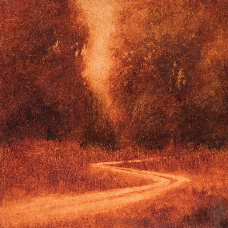 Country Road 8x8 inches - Image 0