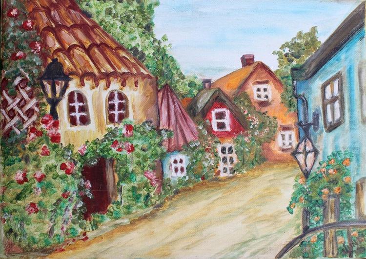 Village view - Image 0