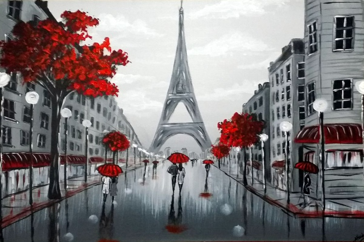 Towards The Eiffel Tower - Image 0