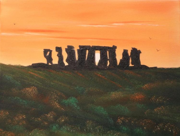 Stonehenge. - Image 0