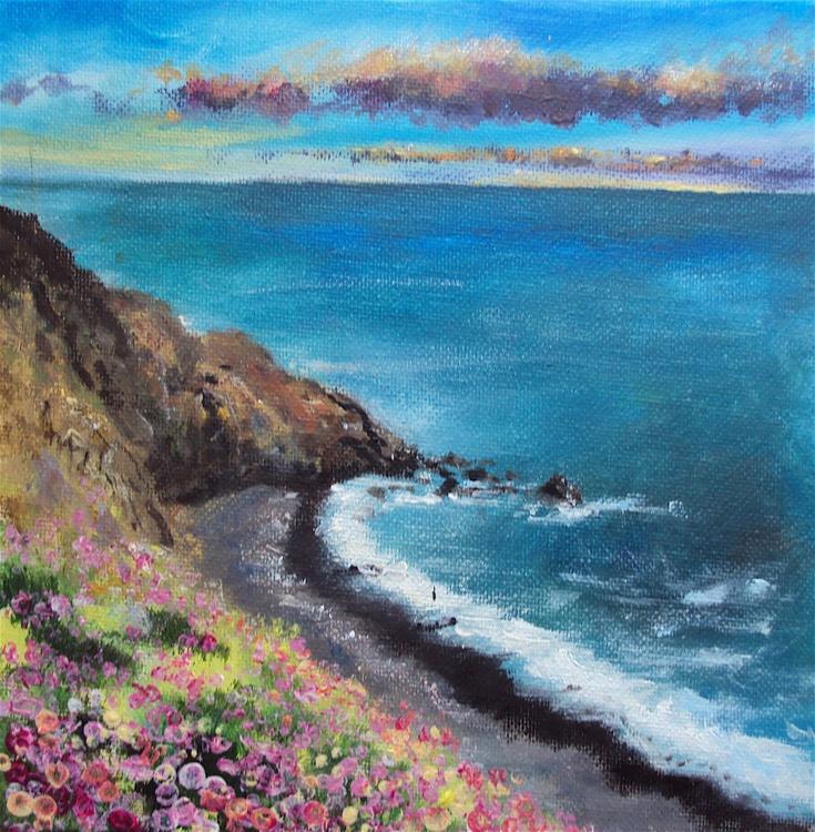 Cornish Coastline Sea Thrift - Image 0