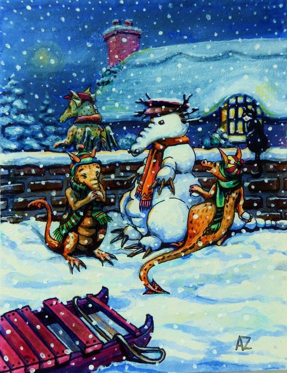 Christmas Eve in Honalee - Image 0