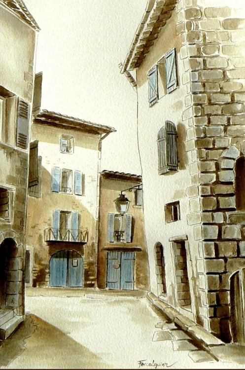 Forcalquier - Provence - Image 0
