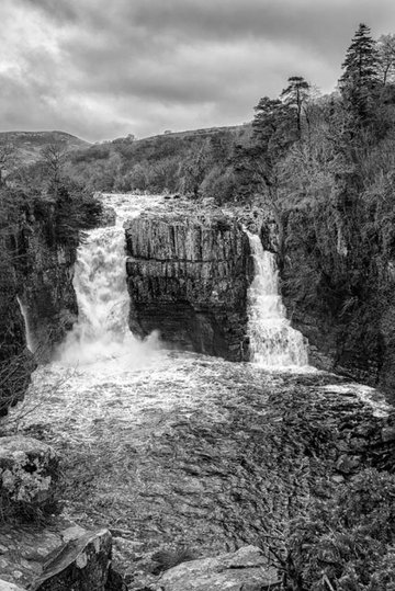 High Force Waterfall  - Limited Edition Print