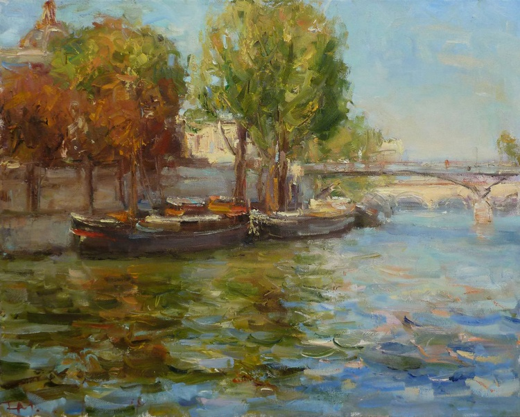 On the river Seine - Image 0