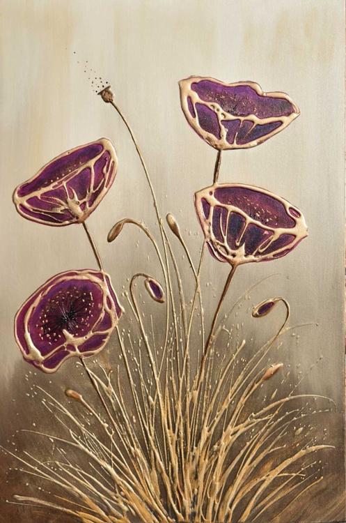 Plum Poppies - Image 0