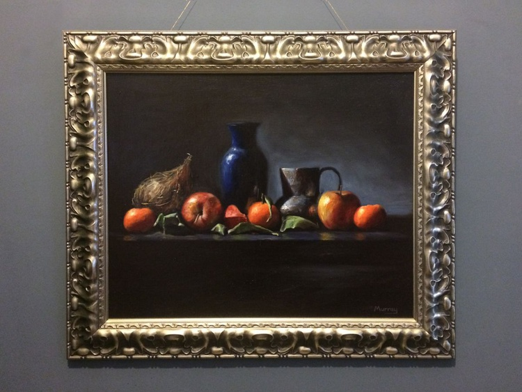 Still Life with old Jug - Image 0