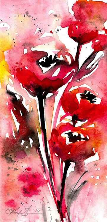 Floral No. 18 -
