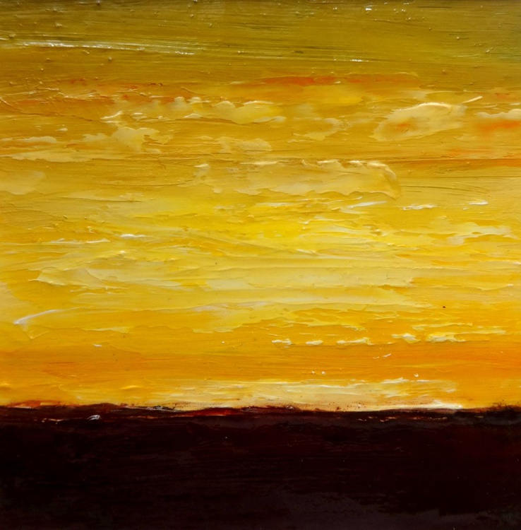 Clouds at Sunset - Image 0