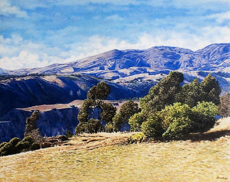 Paisaje en Chugchilán - Image 0