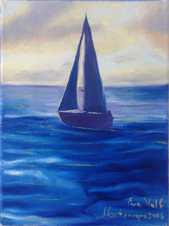 """The Yacht 9x7"""" - Image 0"""